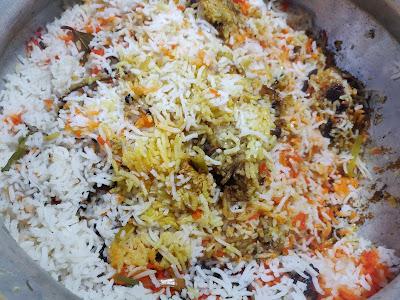 easy chicken biryani recipe preparation