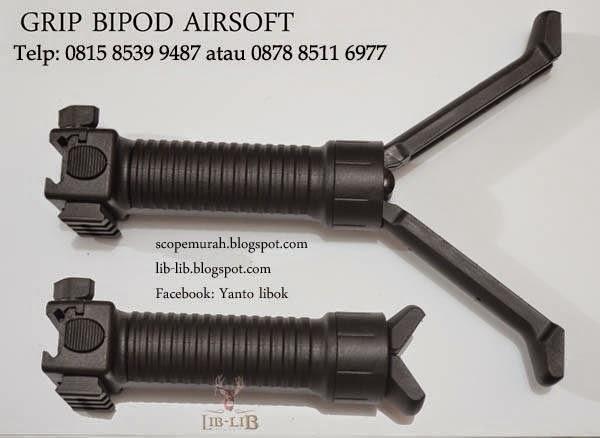 grip airsoft bipod