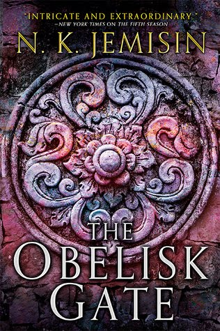 The Obelisk Gate by N.K. Jemisin