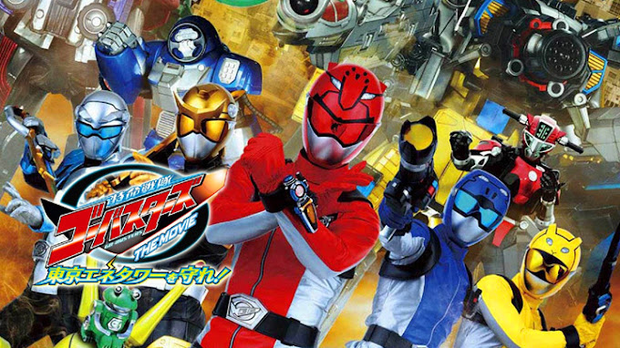 Tokumei Sentai Go-Busters The Movie: Protect the Tokyo Enetower! Subtitle Indonesia
