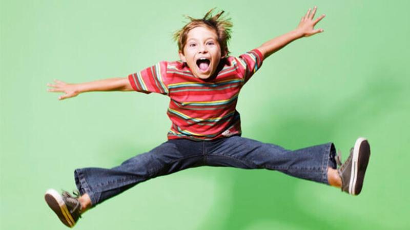 Her hareketli çocuk hiperaktif değildir!