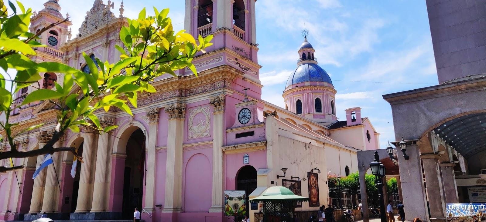 Visiter Salta en 2 jours pendant ton Séjour