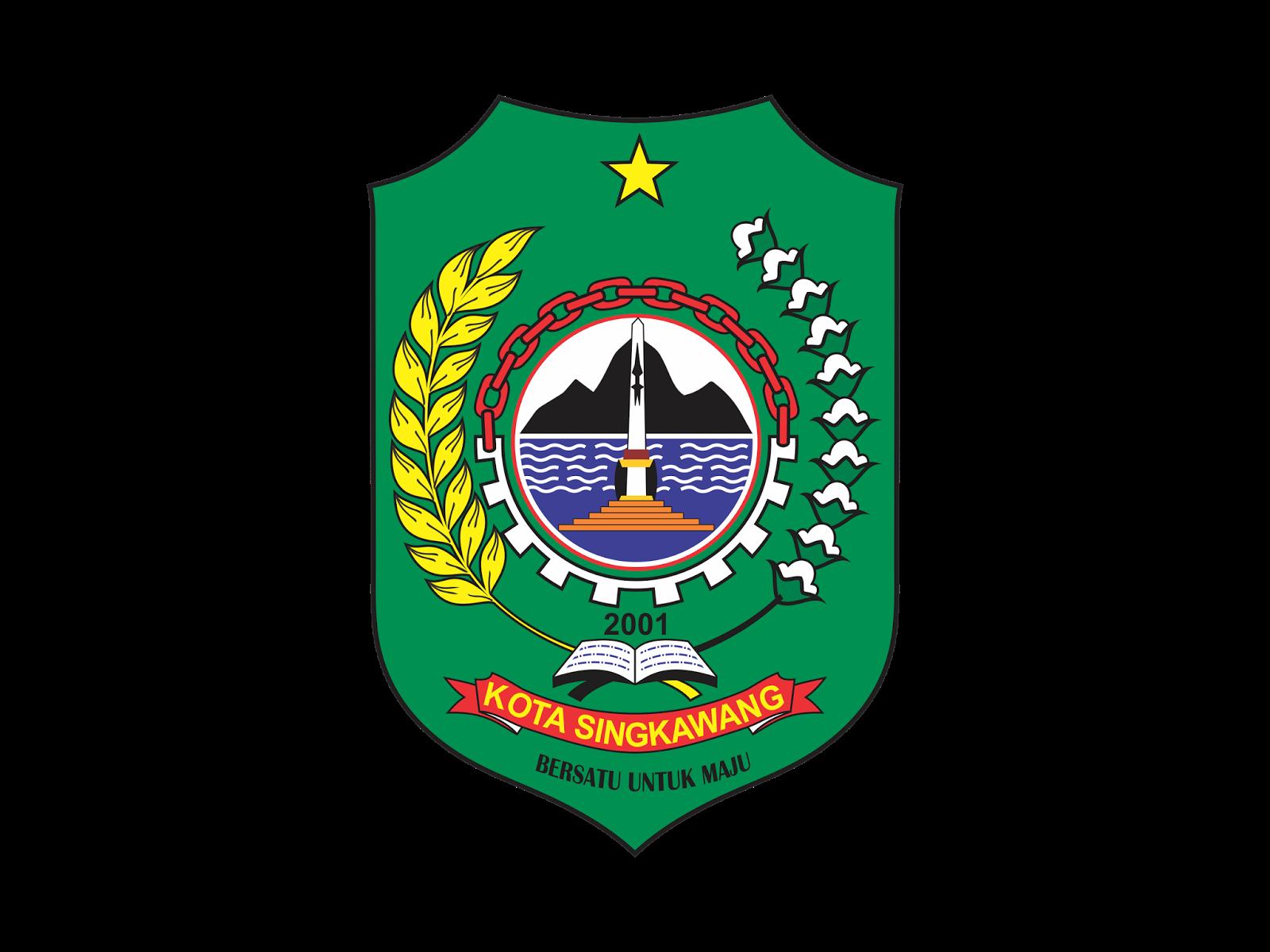 Warung Vector Logo Kota Singkawang Vector Cdr Png Hd