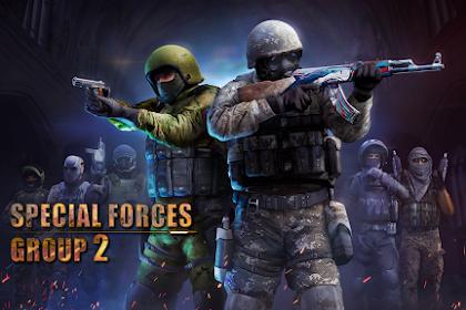 Download Special Forces Group 2 dan Cara Install nya