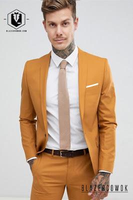 blazer cowok blazercowok.com jaket korean jas pria bk04 a
