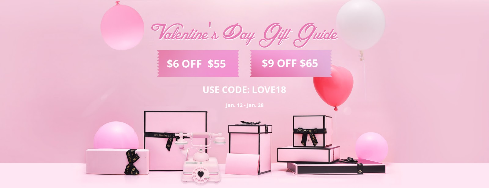 VALENITNE'S DAY 2018 ON ZAFUL
