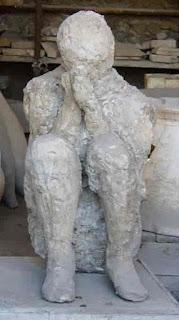 Жертва на Везувий от Помпей, 79 г.