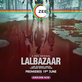 Lalbazaar S01 Complete Download 720p WEBRip