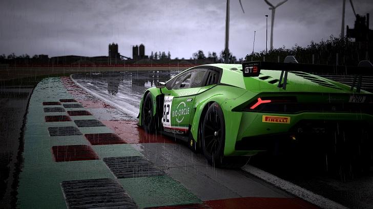 Assetto Corsa Competizione Features
