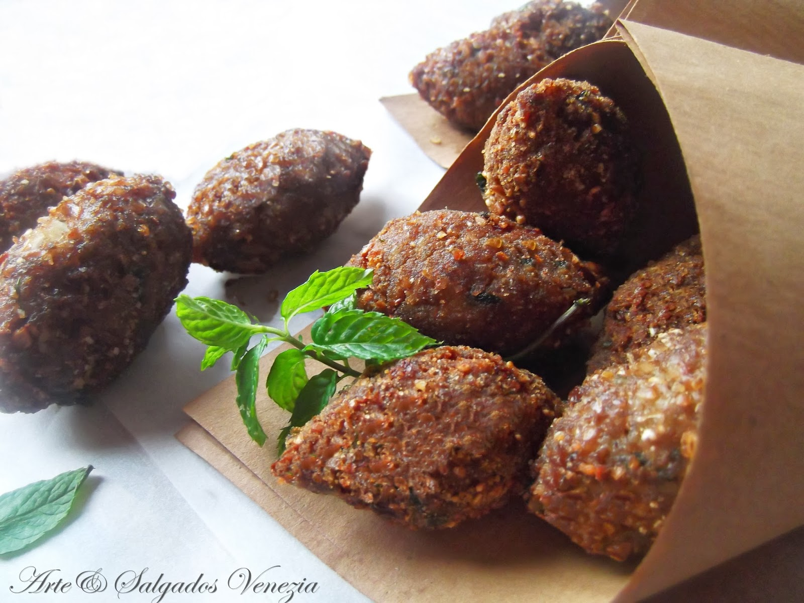 Ricette cucina libanese polpette ricette casalinghe popolari for Cucina libanese