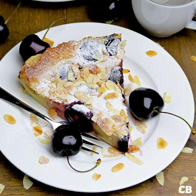 Recept: zo maak je zelf een goddelijke Franse kersenclafoutis!