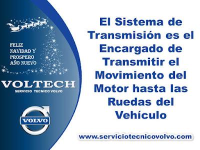 Taller Volvo Voltech . Mantenimiento Periodico