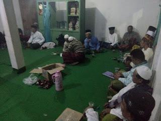 DKM Masjid Alistiqomah Budayakan Zaqat Sebagai Kekuatan Ekonomi Ummat.