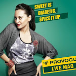 Sonakshi Sinha Provogue Photoshoot