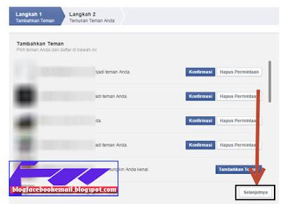 cara membuat facebook via kartu HP