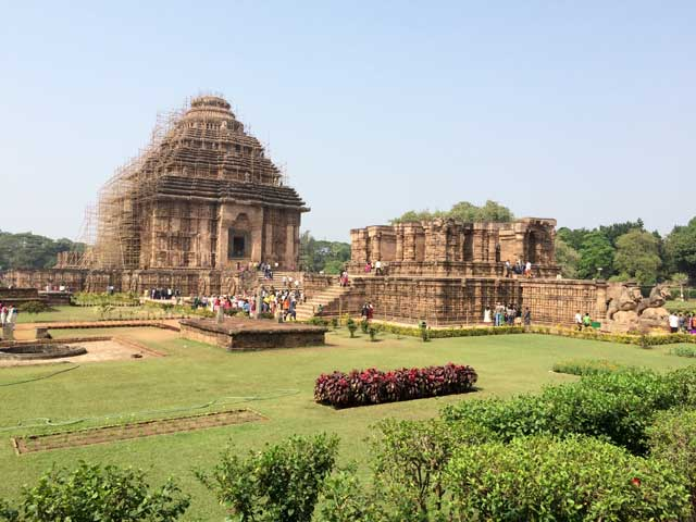 Sun Temple Konark - Timings, History, Architecture