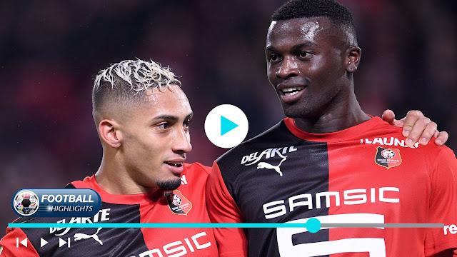 Rennes vs Nantes – Highlights