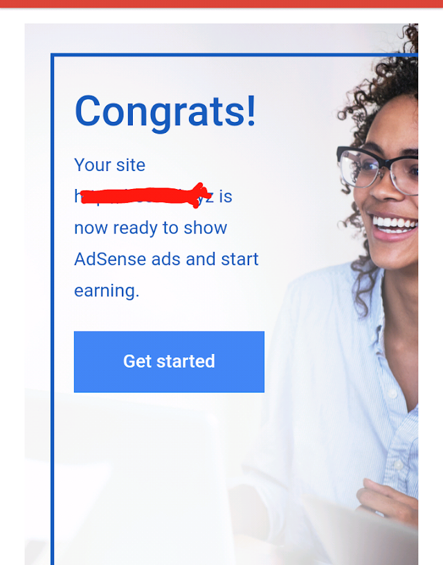 Tips to get adsense instantly:
