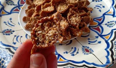 حلويات رمضان المعسلة
