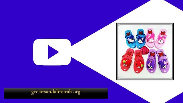 Peluang Bisnis Grosir Sandal || Sandal AB Rabbit Anak