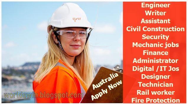 WSP company Australia Hiring Now