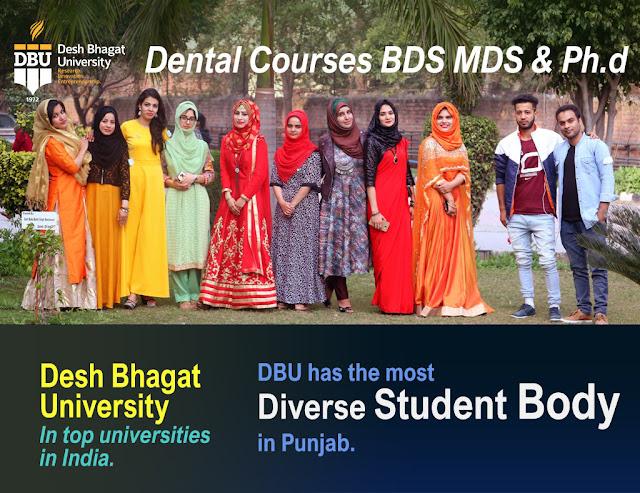mds periodontics colleges in punjab
