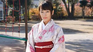 Yukari Ayaka Horny Kimono Beauty