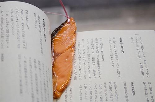 Thanh đánh dấu sách dành cho tín đồ ăn uống