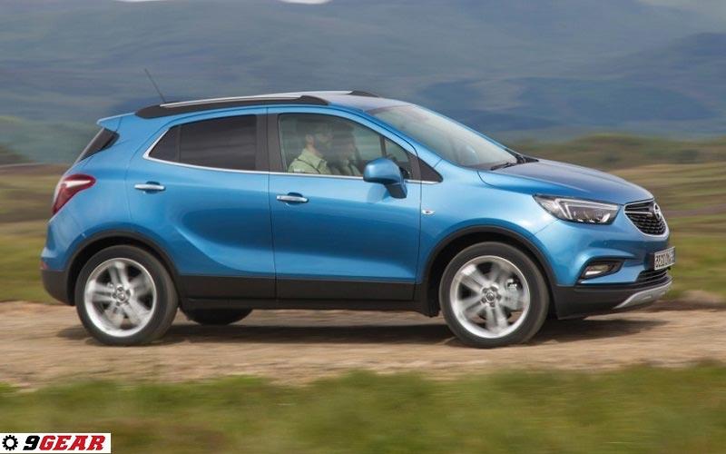 2017 Opel Mokka X 1 6 Cdti Whisper Diesel Car Reviews New Car