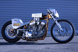 sportster dragster by bgk side right