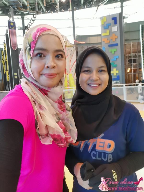 District 21 IOI City Mall Putrajaya - Inddor Adventure Theme Park