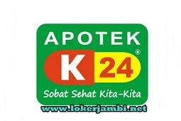 Lowongan Kerja Jambi Apotek K-24 Desember 2019