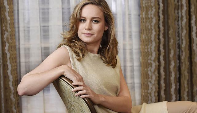 Brie Larson está em negociações para interpretar Capitã Marvel no MCU