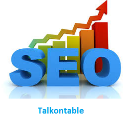 Search Engine Optimization : Talkontable