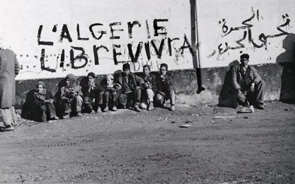 Guerre d'Algérie : de Diên-Biên-Phu à la Toussaint sanglante