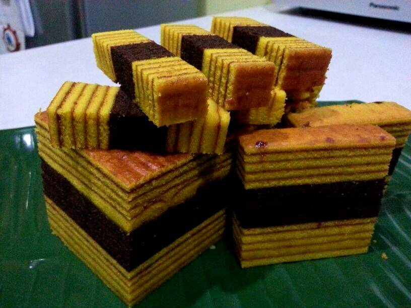 Resepi Kek Coklat Rice - Purwosari Solo x