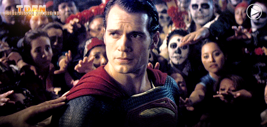 Înfruntarea supereroilor din trailerul complet Batman V Superman: Dawn Of Justice