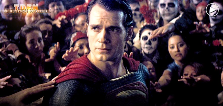 Înfruntarea supereroilor din trailerul complet Batman V Superman: Dawn Of Justice