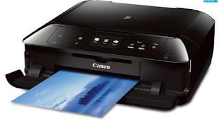 Herunterladen Canon MG7500 Treiber und software für Windows 10, Windows 8.1, Windows 8, Windows 7 und Mac.