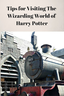 Wizarding World of Harry Potter, Universal Studios, Hogwarts Express