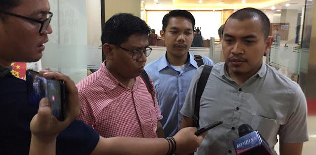 Ditolak Polisi, Anggota FPI Pelapor Gus Muwaffiq Akan Lengkapi Berkas