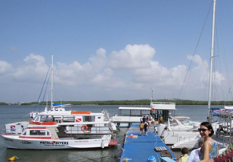 Passeio de catamarã pelo Rio Potengi Natal