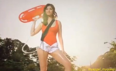 Throwback Footage Of Angel Locsin Proved She's One Of The Hottest Stars In Showbiz
