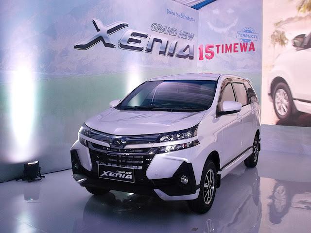 Daihatsu New Xenia 2019