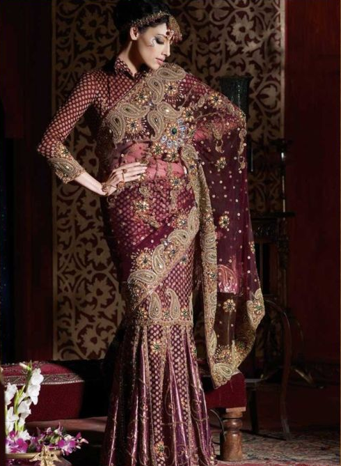 Ethnic Wholesale one of the most reputable Designer sari suppliers in India