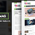 True Mag - Professional Newspaper/Magazine Blogger Template