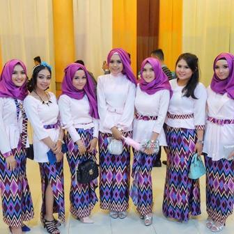 Model Baju Keaya Muslim Terbaru