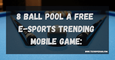 8 Ball Pool A Free E-Sports Trending Mobile Online Game:
