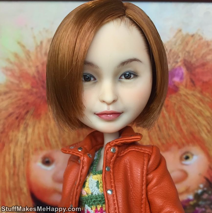 The Artist Erases Make-Up From Dolls To Show Off Their Realistic Faces And It Seems that They Are About To Come To Life