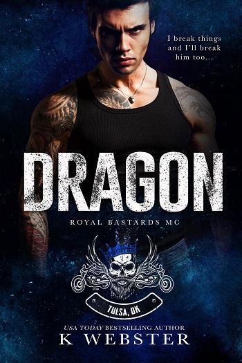 Dragon by K. Webster